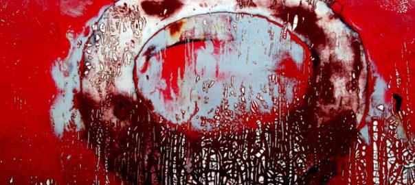 Red Enso - Sweeping Heart Zen