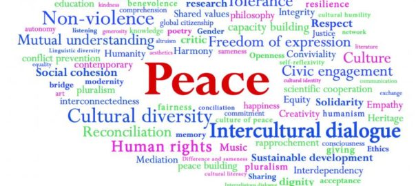 Speaking Peace Nonviolence