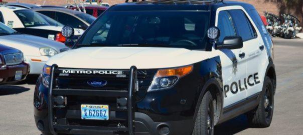 Let Go Police SUV